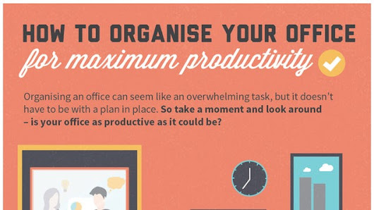 Take a Moment and Assess Your Workspace for Productivity