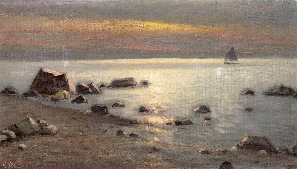 Carl Wilhelm Barth - Strand ved Ogne, Jæderen.jpg