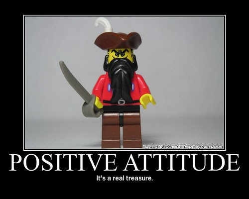 Positive Attitude by Dunechaser.