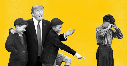 Kids Are Quoting Trump To Bully Their Classmates And Teachers Don't Know What To Do About It