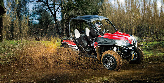 Le ZFORCE 800EX adopte la direction assistée