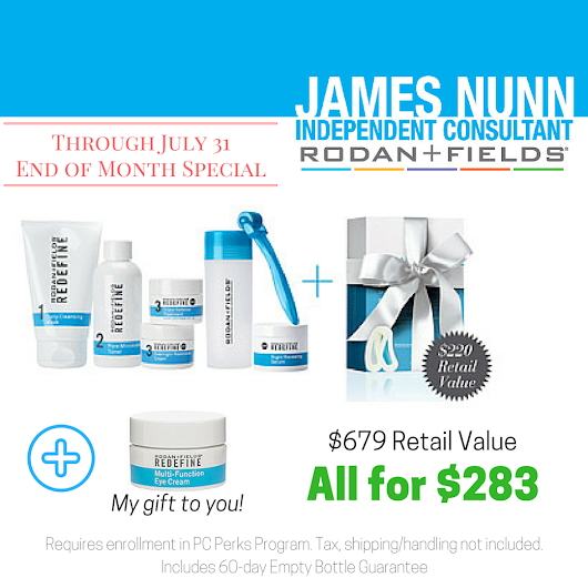 Bonus Offer - AMP It Up +Acute Care ++ Eye Cream - James Nunn, R+F