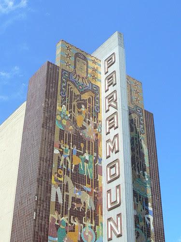 Paramount Theatre, Oakland