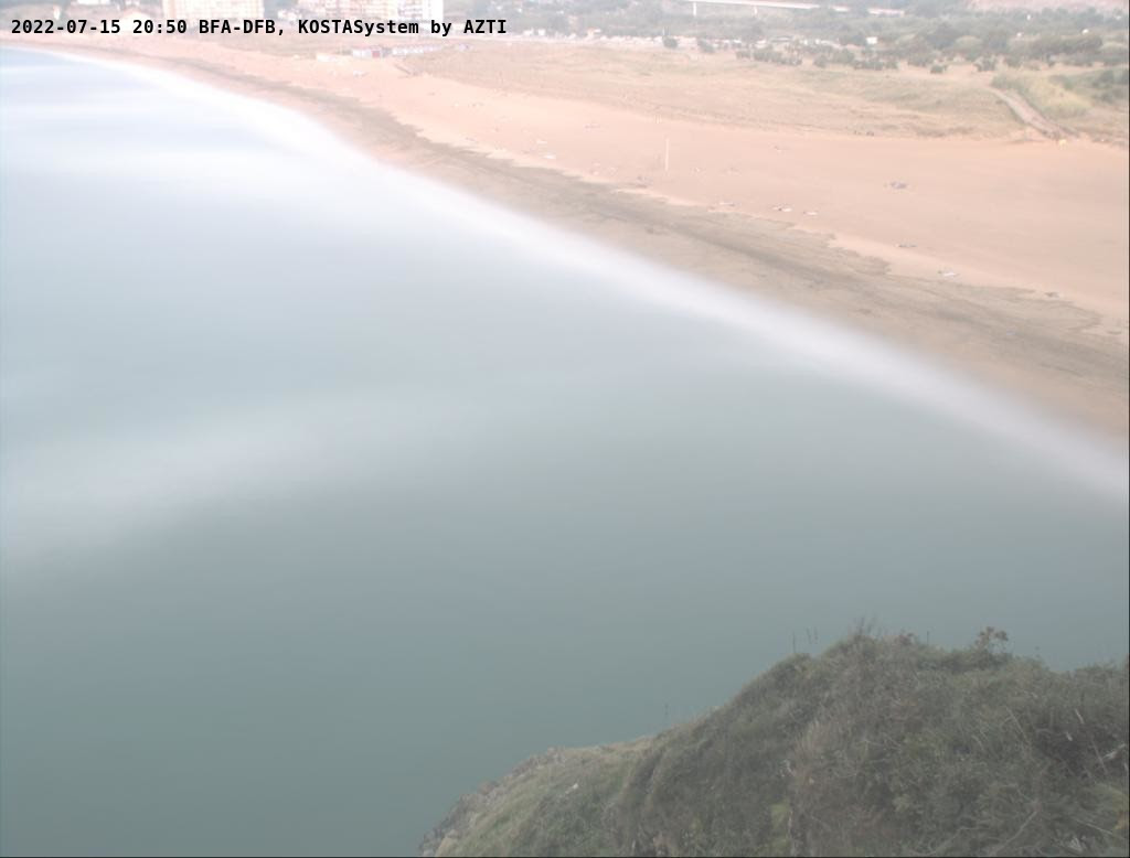 Webcam de Muskiz, La Arena, Bizkaia, Pincha sobre la imagen para ampliarla
