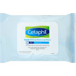 Cetaphil Makeup Removing Wipes, Gentle - 25 towelettes