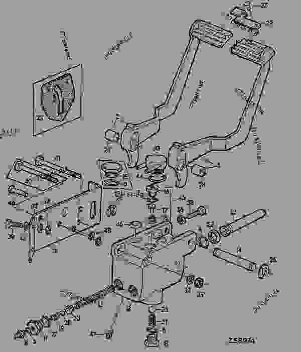 John Deere 970 Parts Diagram