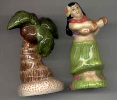 Aloha salt and pepper