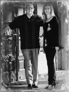 Andrea Waltz and Richard Fenton