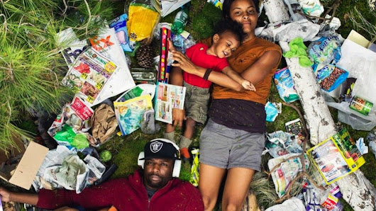 Waste Not: What If You Had To Sleep With Your Own Trash?