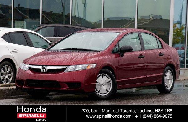 Honda Civic 2009 Model