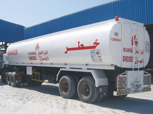 Fuel Tanker UAE-Fuel Storage Tanks- Fuel Tanker Trailer Manufacturers