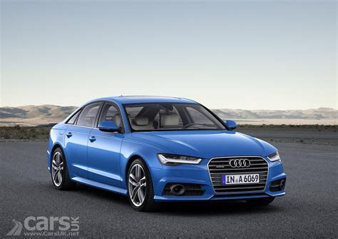 Audi A6, A6 Avant & A7 get a minor FACELIFT and extra equipment Cars UK