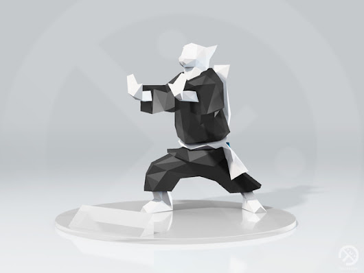 Tai Chi phone stand by bobble