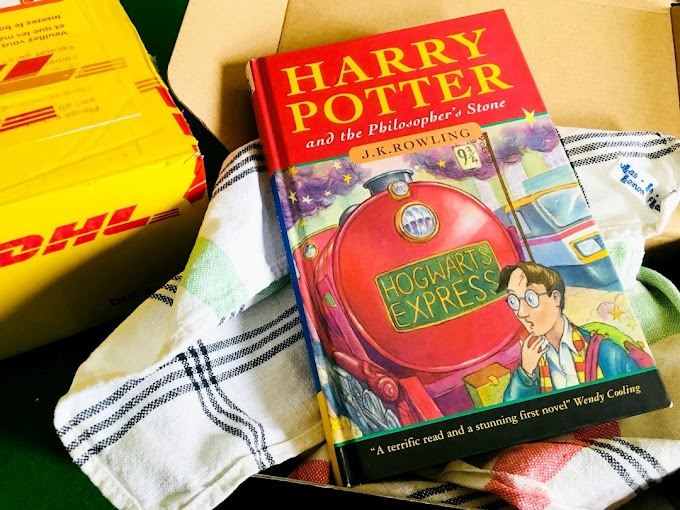 TECH ABHISHEK NEWS: Rare 'holy grail' Harry Potter book could be worth $65G after it was found 'sitting on a shelf'
