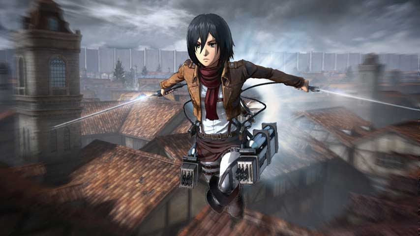 Attack On Titan Includes New Story Content From Hajime Isayama Vg247