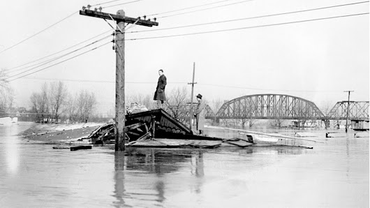Local 6 remembers Ohio River Great Flood of 1937 on 80th anniversary