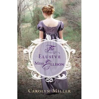 Lynda Edwards's review of The Elusive Miss Ellison