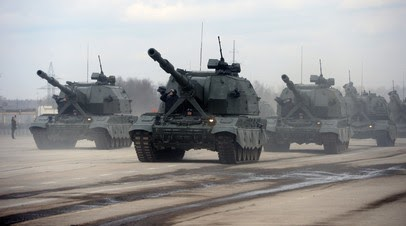 РИА Новости: «Коалиция» поразила цель шестью снарядами одновременно