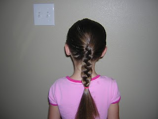 Tuck And Flip Braid Hairstyles For Girls Princess