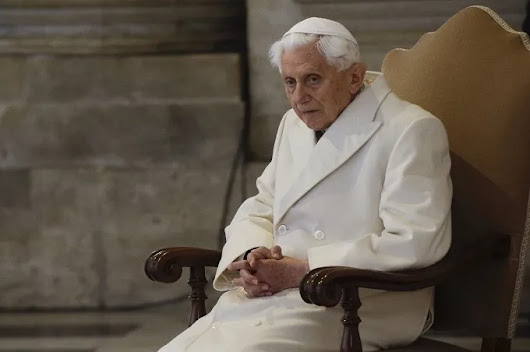 Benedict XVI: Cardinal Meisner died a 'cheerful' man
