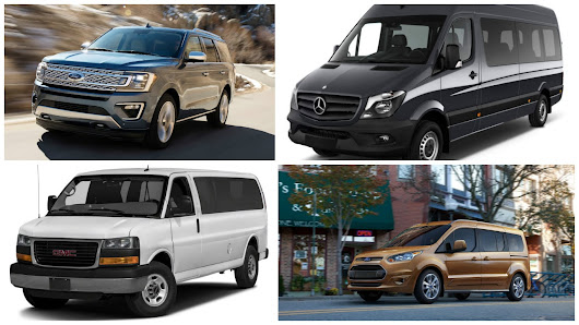 10 Passenger Vehicles with Price updates & features