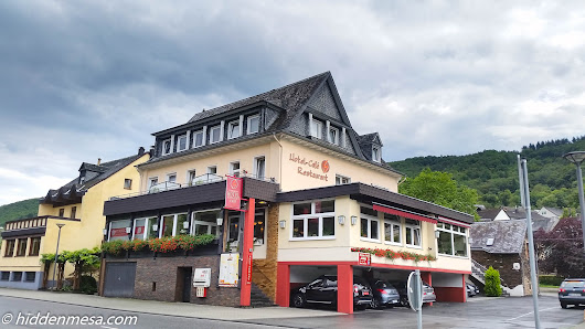 Stumberger's Hotel in Cochem, Germany - Hidden Mesa