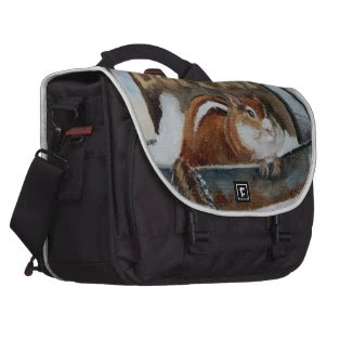 Chip's Spring Surprise Laptop Commuter Bag
