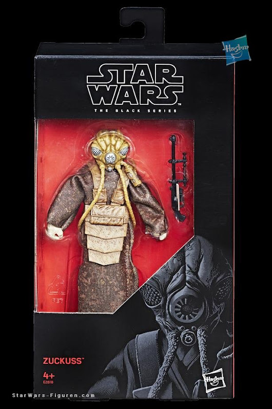 - 6 inch Zuckuss, europ. Box