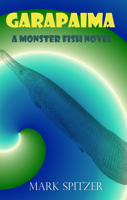 Garapaima: A Monster Fish Novel - Moon Willow Press
