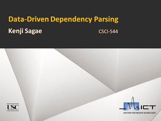 1 Data-Driven Dependency Parsing. 2 Background: Natural Language Parsing Syntactic analysis String to (tree) structure He likes fish S NP VP NP VNPrn. - ppt download