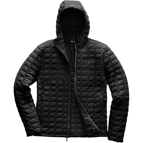 The North Face Men s Thermoball Hoodie - TNF Black Matte - M ... 53ac9ecee