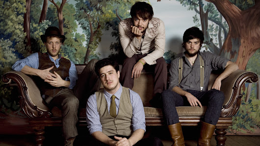"(Brief) Review of the New Mumford & Sons Single -- ""Believe"""