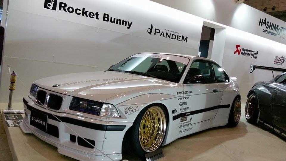 Bmw M4 Rocket Bunny