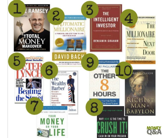 The Top 10 Personal Finance Books That You Must Read!