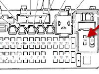 1993 Civic Fuse Diagram