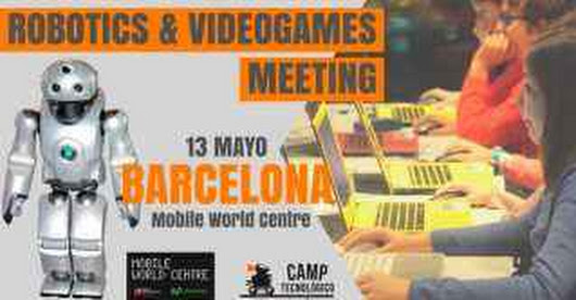 Barcelona Robotics & Videogames Meeting 2017 | Camp Tecnológico