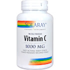 Solaray Timed-Release Vitamin C 1000 mg 100 Tablets