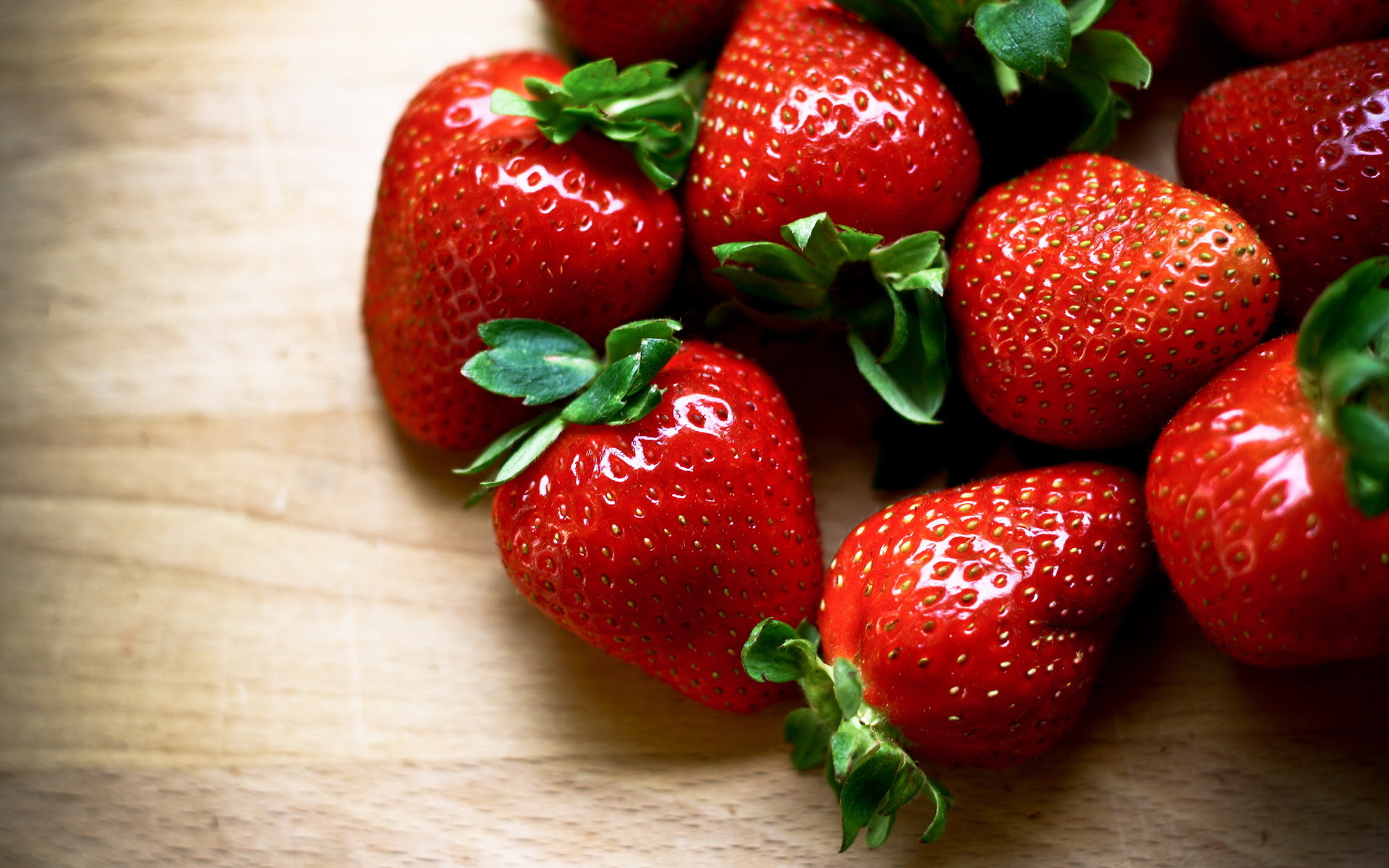 High Resolution Strawberry Images