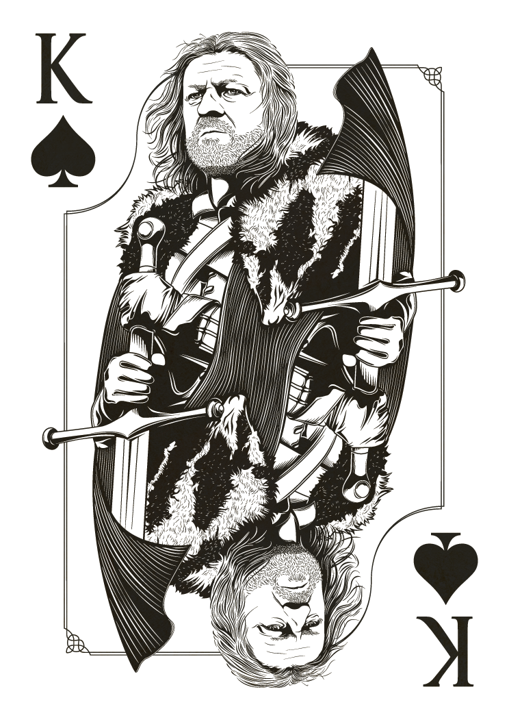 King of Spades - Ned Stark