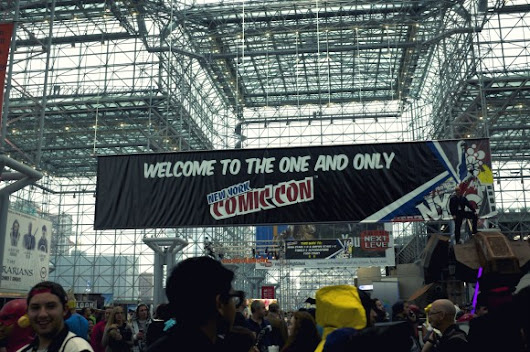 NYCC 2014 Photo Recap «  Melificent