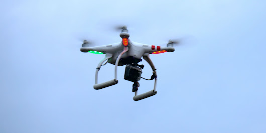 Here's a Drone Scanning an Office Building for Printers to Hack