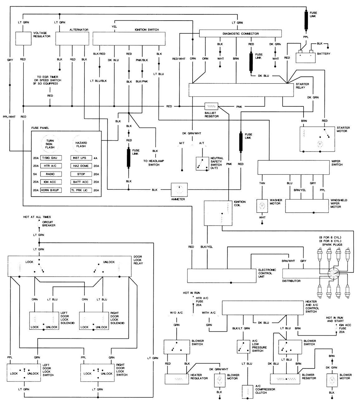 wiring chrysler harnes 05107099ak