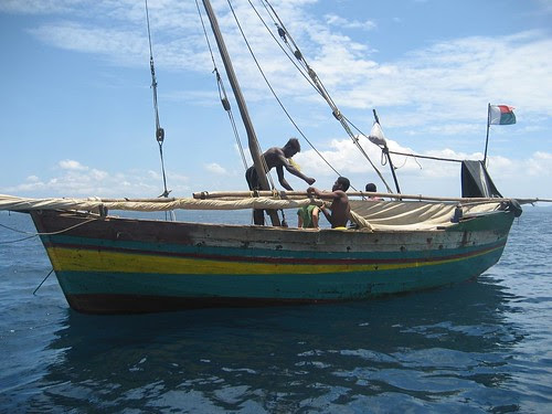 Marcy's charter boat