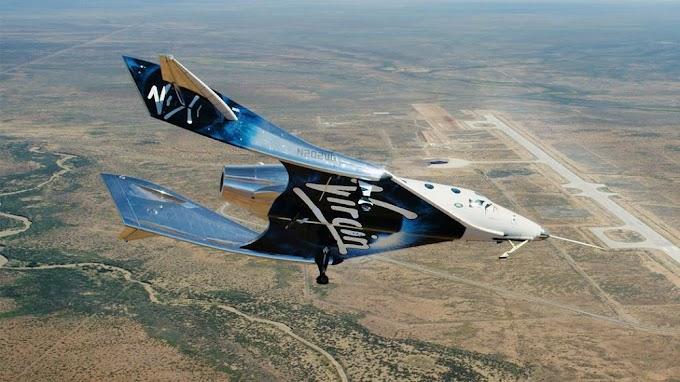 Richard Branson anuncia sorteio de viagem ao espaço com a Virgin Galactic