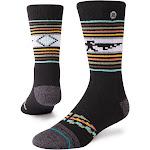 Stance Men's Ridgeway Outdoor Socks Black