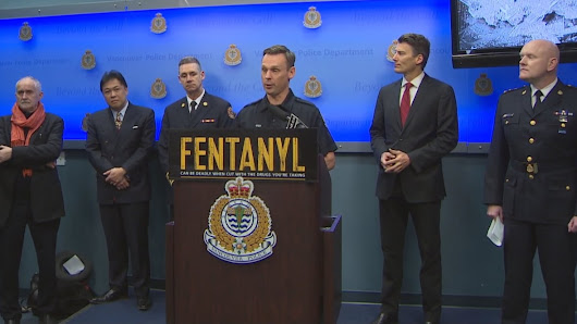 Fentanyl crisis: 9 overdose deaths in Vancouver last night