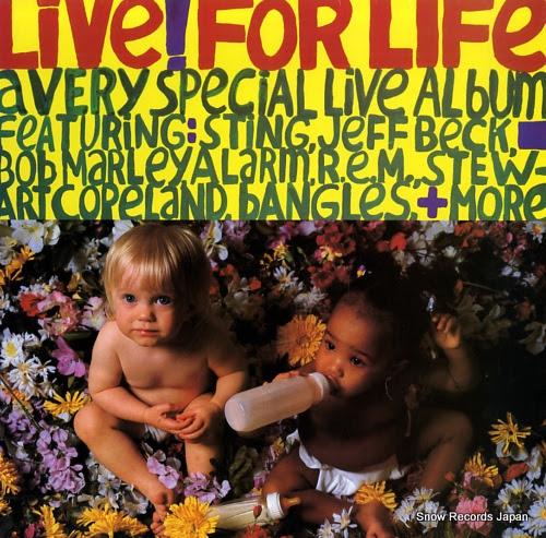 V/A live for life