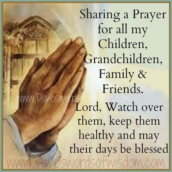 Prayer Quote For Friends And Family Quote Number 678884 Picture
