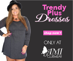 Shop AMIclubwear.com for great deals on trendy Plus Size Dresses.