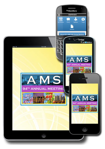 Home - 2014 AMS Annual Meeting